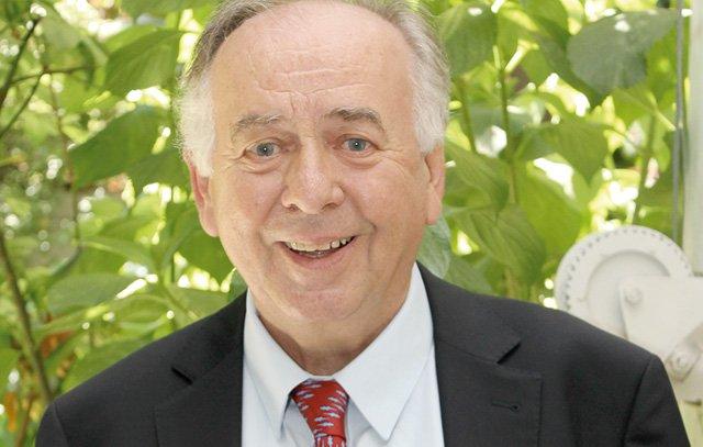 Walter Eckel, Leiter des Heidelberg Centers Lateinamerika