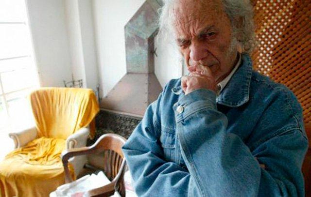 Der chilenische Dichter Nicanor Parra ist im Alter von 103 Jahren gestorben. Parra begründete den Stil der Antipoesie. Foto: Archiv Cóndor