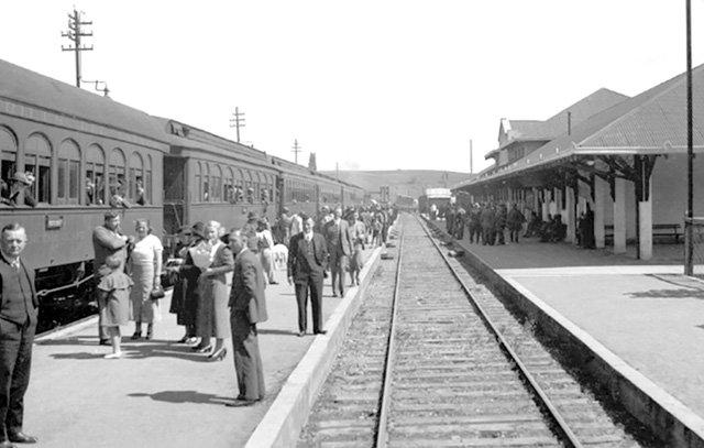 Estación de Osorno