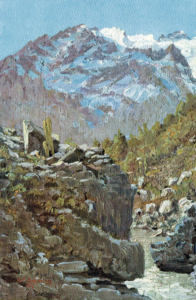 Kurt Schiering, Bild der Anden