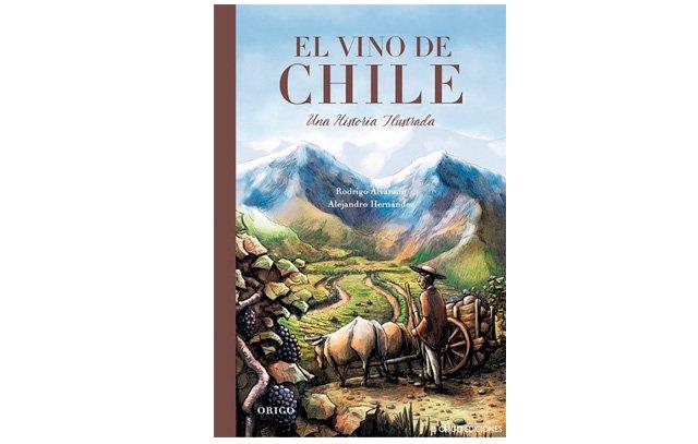 libro El Vino de Chile