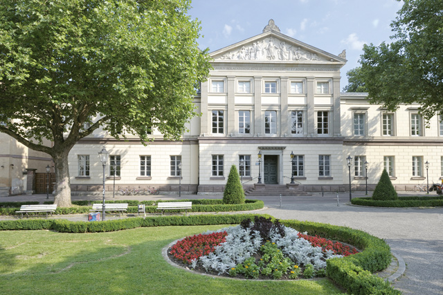 Die Georg-August-Universität in Göttingen gehörte zum FCBD-Besichtigungsprogramm.