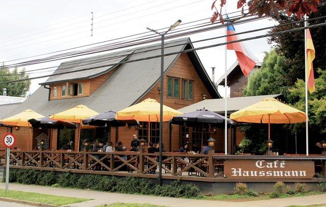 Café Haussmann Valdivia