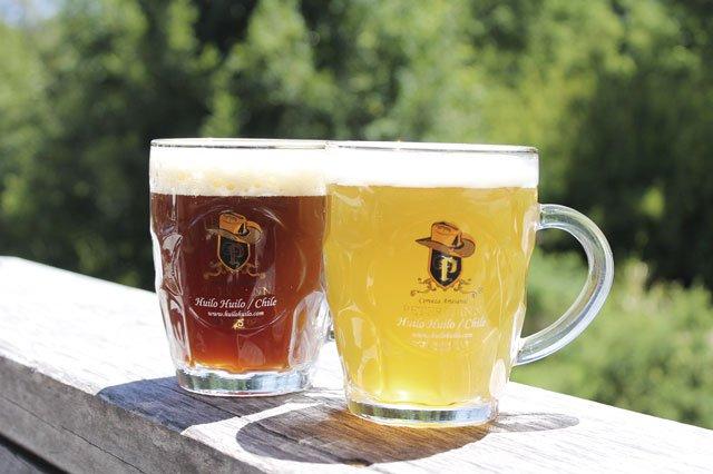 Cervecería Petermann in Huilo Huilo