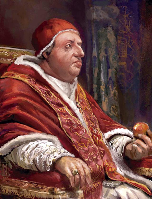 Borgia Papst