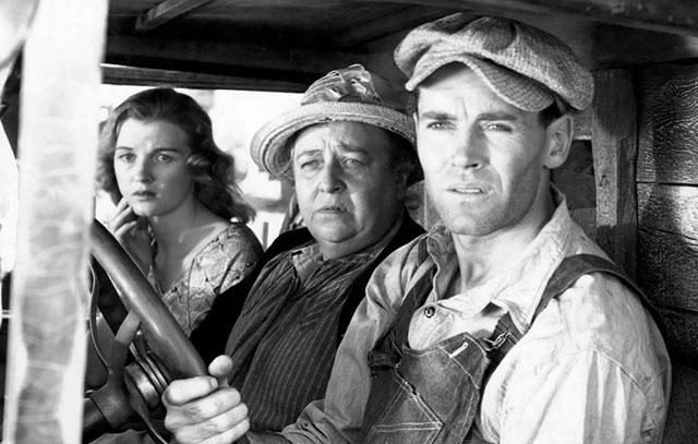 Unbeugsamer Überlebenswille der einfachen Menschen: John Steinbecks «Früchte des Zorns» wurde 1940 mit Henry Fonda in der Hauptrolle verfilmt.
