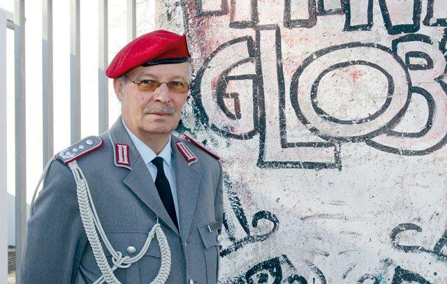 Oberst Gregor Engels Verteidigungsattaché der Deutschen Botschaft in Santiago